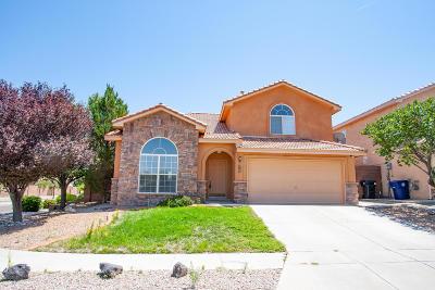Albuquerque NM Single Family Home For Sale: $282,000