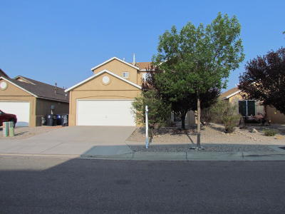 Albuquerque Single Family Home For Sale: 11012 Dreamy Way Way NW