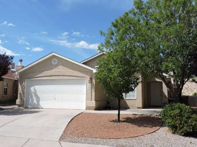 Albuquerque NM Single Family Home For Sale: $195,900