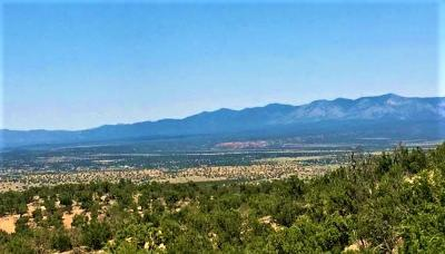 Torrance County Residential Lots & Land For Sale: 1534 Deer Canyon Trail