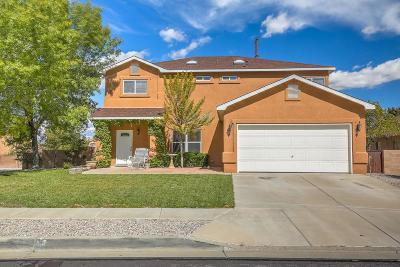 Albuquerque NM Single Family Home For Sale: $330,000