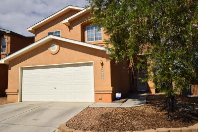 Albuquerque Single Family Home For Sale: 10419 Country Manor Place NW