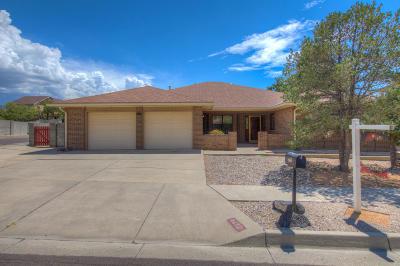Albuquerque NM Single Family Home For Sale: $318,000