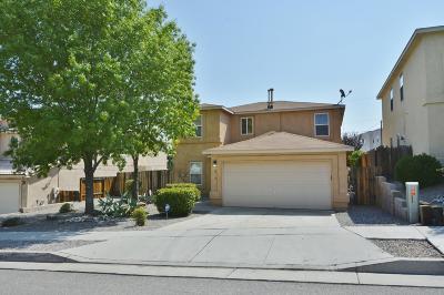 Albuquerque NM Single Family Home For Sale: $210,000