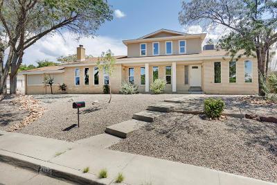 Albuquerque NM Single Family Home For Sale: $415,000