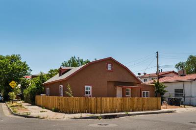 Albuquerque Single Family Home For Sale: 444 Pacific Avenue SW