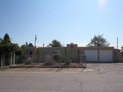 Albuquerque NM Single Family Home For Sale: $164,900