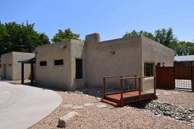 Albuquerque NM Single Family Home For Sale: $665,000