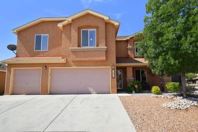 Albuquerque NM Single Family Home For Sale: $355,000