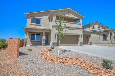 Rio Rancho Single Family Home For Sale: 1011 Grace Court NE