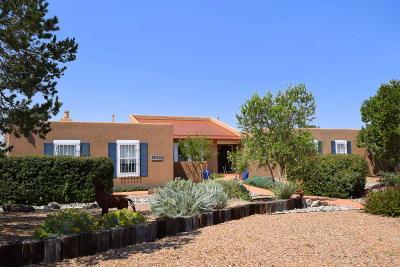 Albuquerque NM Single Family Home For Sale: $350,000