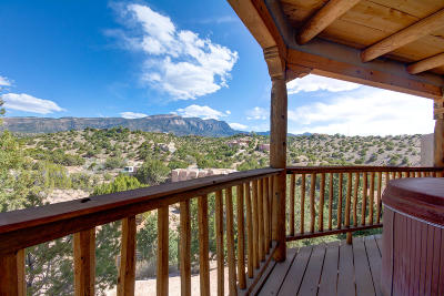 Placitas Single Family Home For Sale: 36 Yucca Lane