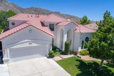 Albuquerque NM Single Family Home For Sale: $349,900
