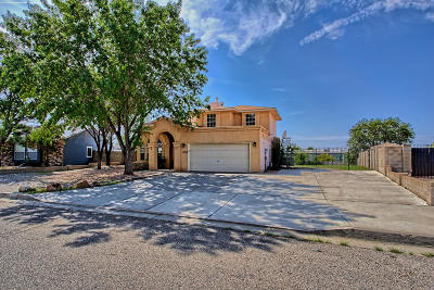 Albuquerque, Rio Rancho Single Family Home For Sale: 2157 Conestoga Road SE