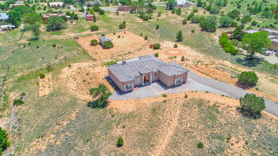 Edgewood NM Single Family Home For Sale: $305,000