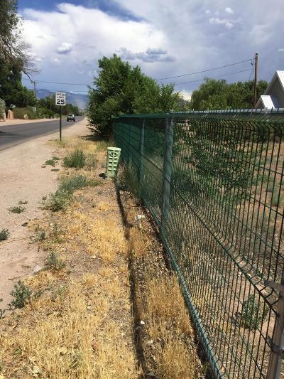 Los Ranchos Residential Lots & Land For Sale: 840 El Pueblo Road