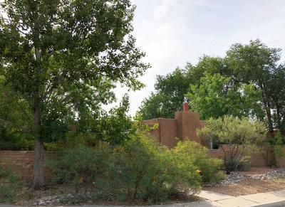 Albuquerque NM Single Family Home For Sale: $340,000