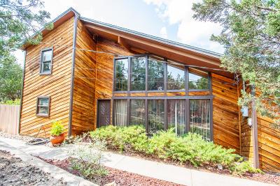 Tijeras Single Family Home For Sale: 85 Lagarto Road