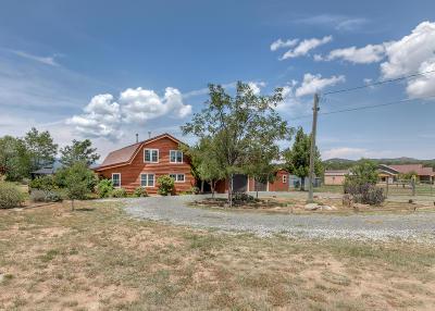 Sandia Park Single Family Home For Sale: 9 Rael Road