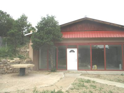 Tijeras Single Family Home For Sale: 856 New Mexico 217