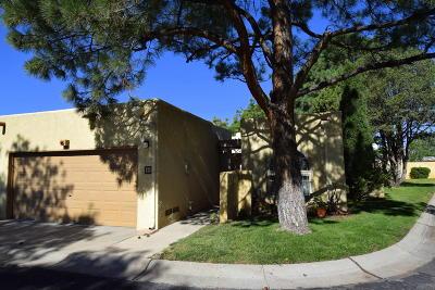 Attached For Sale: 4725 San Pedro Drive NE #UNIT 11