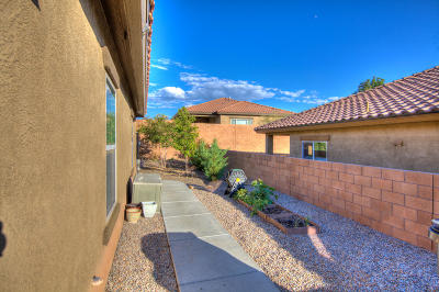 Albuquerque, Rio Rancho Single Family Home For Sale: 421 Paseo Vista Loop NE