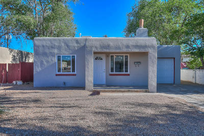 Single Family Home For Sale: 4315 Mesa Grande Place SE