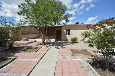 Albuquerque NM Single Family Home For Sale: $143,000