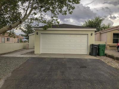 Rio Rancho Single Family Home For Sale: 1604 Patti Place NE