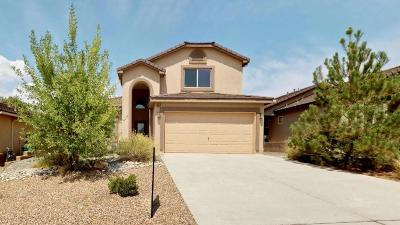 Albuquerque, Rio Rancho Single Family Home For Sale: 2912 Violeta Circle SE