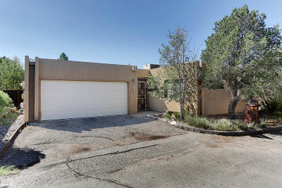 Bernalillo County Single Family Home For Sale: 2536 Tramway Terrace Court NE