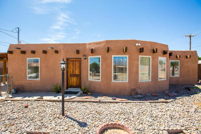 Albuquerque, Rio Rancho Single Family Home For Sale: 1601 34th Street