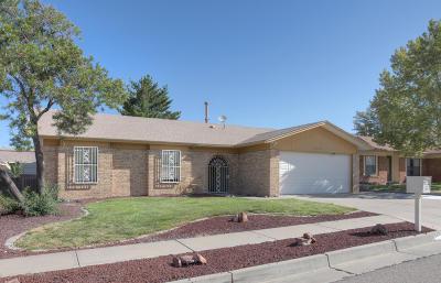 Single Family Home For Sale: 7313 Scotts Place NE