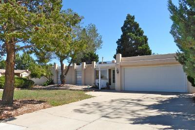 Single Family Home For Sale: 6420 Harper Court NE