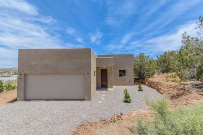 Placitas Single Family Home For Sale: 40A Camino De La Buena Vista
