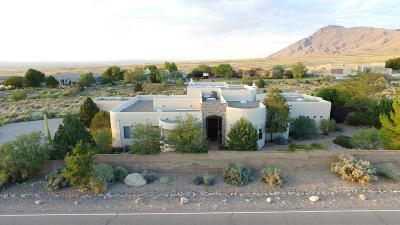 Bernalillo County Single Family Home For Sale: 9611 Elena Drive NE