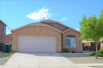 Rio Rancho Single Family Home For Sale: 4745 Kelly Way NE