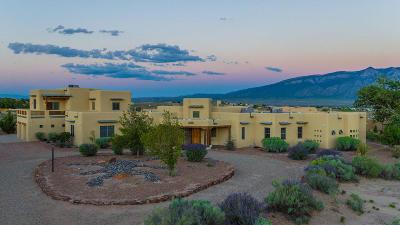 Rio Rancho Single Family Home For Sale: 4804 Kiowa Court NE