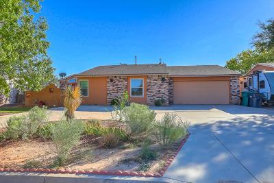 Rio Rancho Single Family Home For Sale: 1612 Trout Creek Drive NE