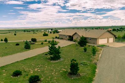 Edgewood Single Family Home For Sale: 4 Tierra Apretada