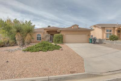 Albuquerque, Rio Rancho Single Family Home For Sale: 7204 Pechora Court NE