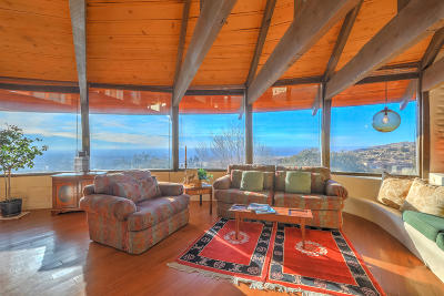 Sandia Heights Single Family Home For Sale: 30 Sandia Heights Drive NE