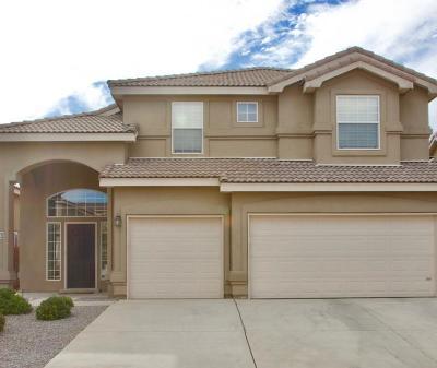 Albuquerque, Rio Rancho Single Family Home For Sale: 1270 Mirador Loop NE