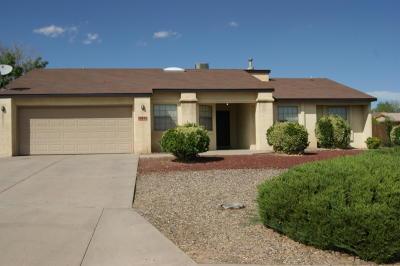 Albuquerque, Rio Rancho Single Family Home For Sale: 1613 Trout Creek Drive NE