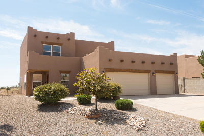 Rio Rancho Single Family Home For Sale: 5522 Roosevelt Court NE