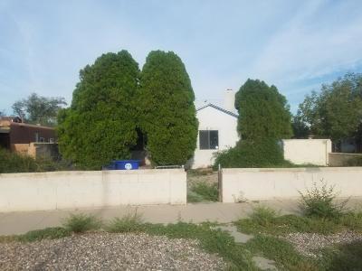 Single Family Home For Sale: 401 Princeton Drive SE