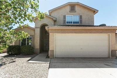 Albuquerque, Rio Rancho Single Family Home For Sale: 600 Playful Meadows Drive NE