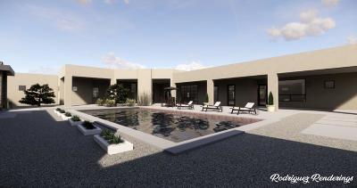 Santa Fe NM Single Family Home For Sale: $1,600,000