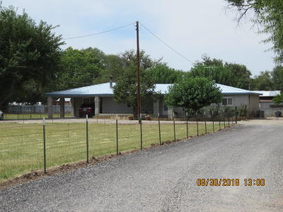 Valencia County Single Family Home For Sale: 3602 State Highway 47