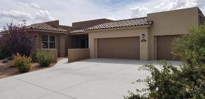 Albuquerque, Rio Rancho Single Family Home For Sale: 2905 Redondo Santa Fe NE